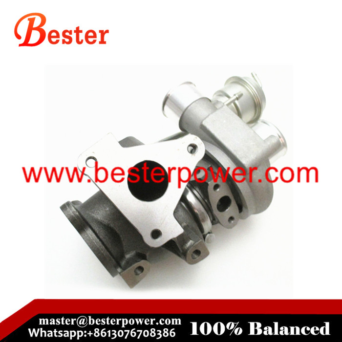 MCC Smart Fortwo M 132E10AL TD025 Turbo 49173-02010 A1320900180 080115139 A1320900080 1320900080 1515A099