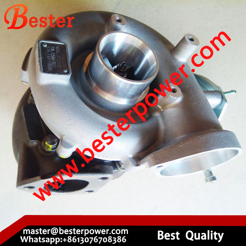 725364-4 725364-0005 725364-5018S 7789083 725364-21 Turbocharger for BMW E60 E61 GT2260V turbo M57D30 engine