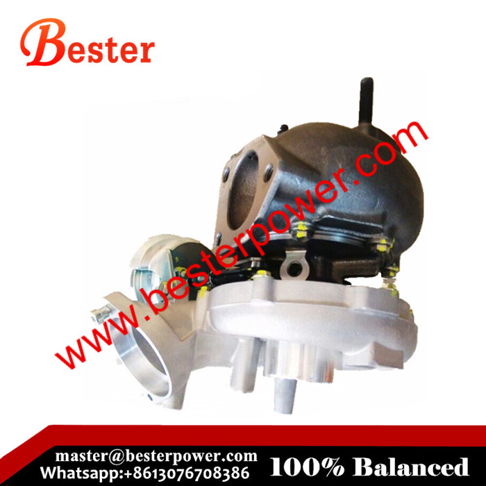 BMW X5 E53 3.0L Turbocharger 11657791046 11657791046K 742417-0001 753392-5018