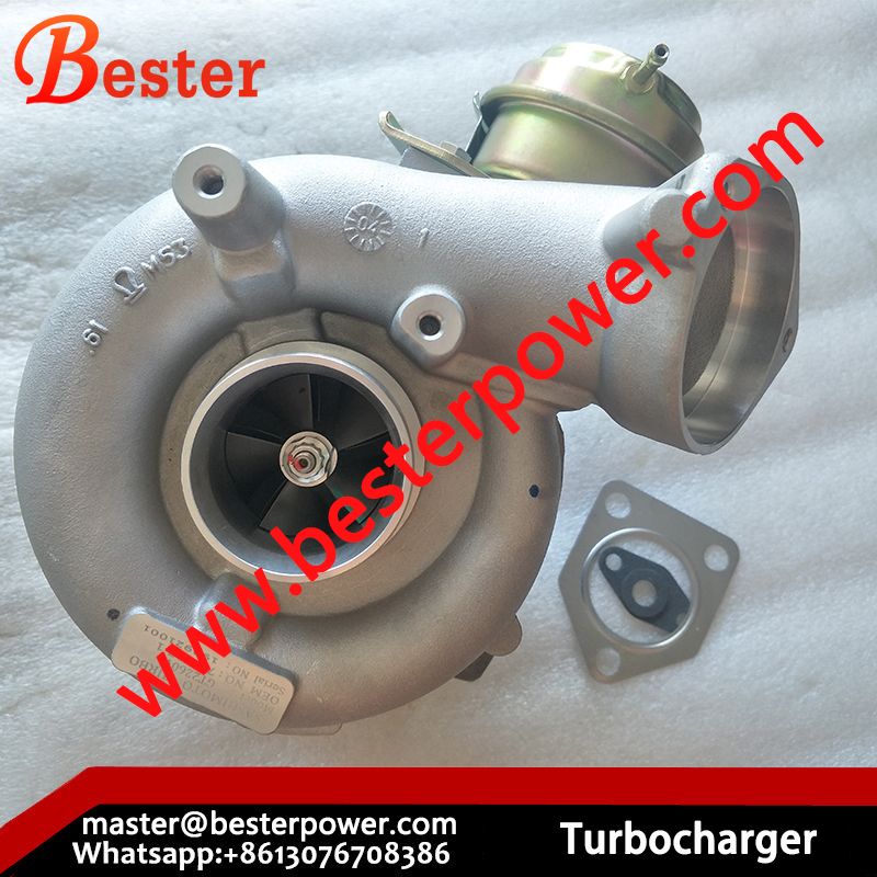 753392-0001 753392-0003 753392-0006 753392-0009 753392-0015 7791046K GTA2260V turbocharger for BMW X5 3.0L M57TU Euro 3 Engine