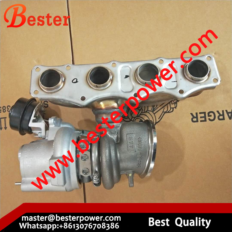 7588938-09 7588938-10 49477-02003 49477-02058 7588938AI08 11657634486 7635803 turbocharger for BMW Z4 TD04 turbo N20B20 engine