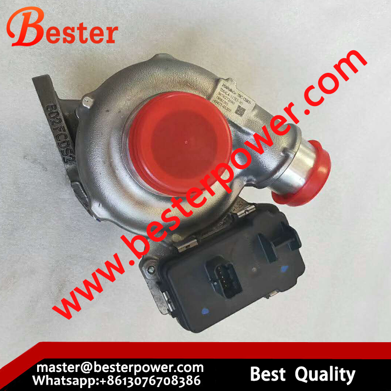 49477-01203 49477-01202 4947701203 4947701202 BG9Q6K682CB TD04 turbocharger for Land Rover Freelander DW12C JLR 2.2T Engine