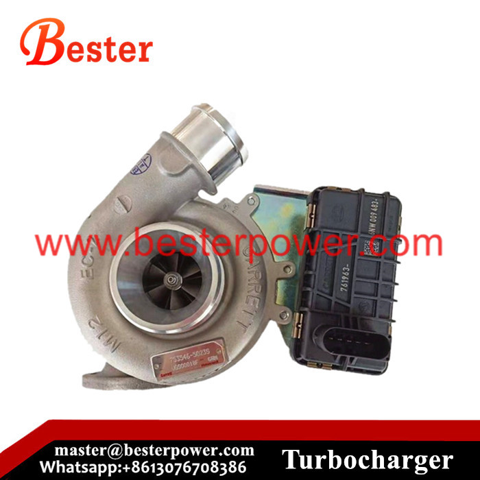GT1752V (S3) Turbo for Land-Rover Freelander II 2.2L 753546-5023 753546-0023 6G9Q6K682CA 9684856680 753546-0014
