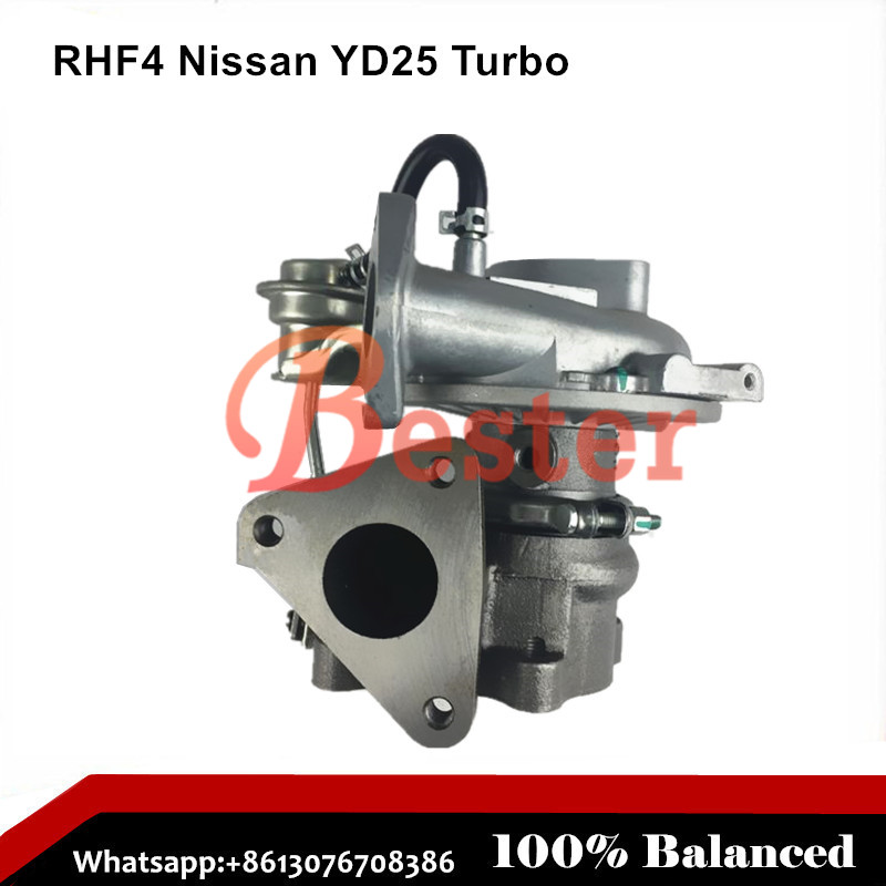 RHF4 Nissan Navara X-Trail Frontier Pick up YD25 Turbo 14411-VK500 14411-VK50B VA420058 VA420115 VB420058 VD420058