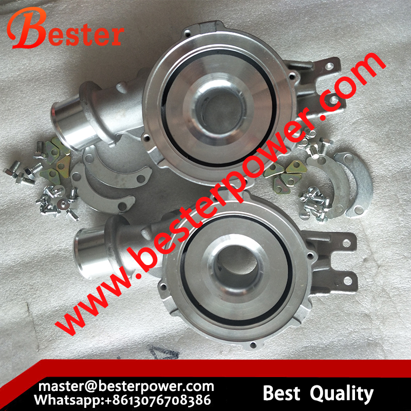 760986-0010 760986-0009 48226009C 40226002H GT20 Turbocharger compressor housing for Luxgen 2.2T engine best quality
